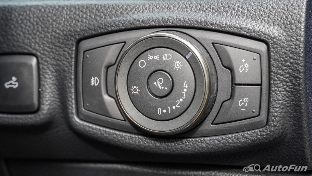 Ford Ranger Raptor 2.0L EcoBlue Interior 026