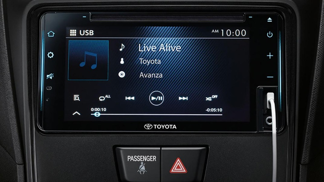 Toyota Avanza 2020 Interior 004