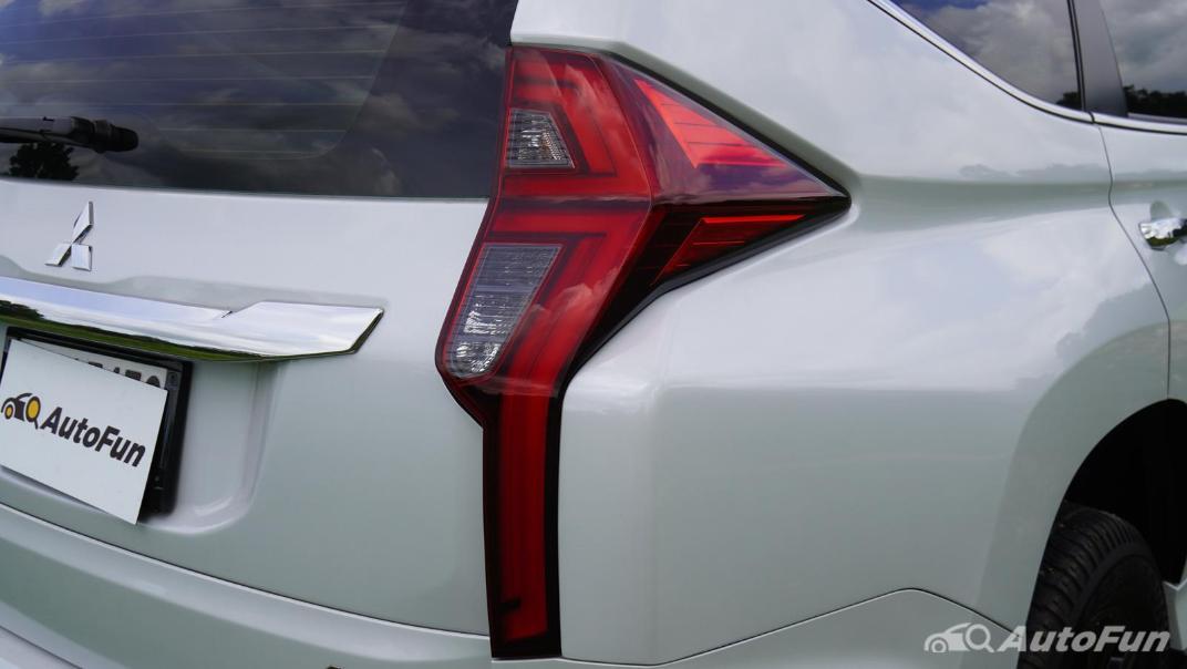 2020 Mitsubishi Pajero Sport 2.4D GT Premium 4WD Elite Edition Exterior 019