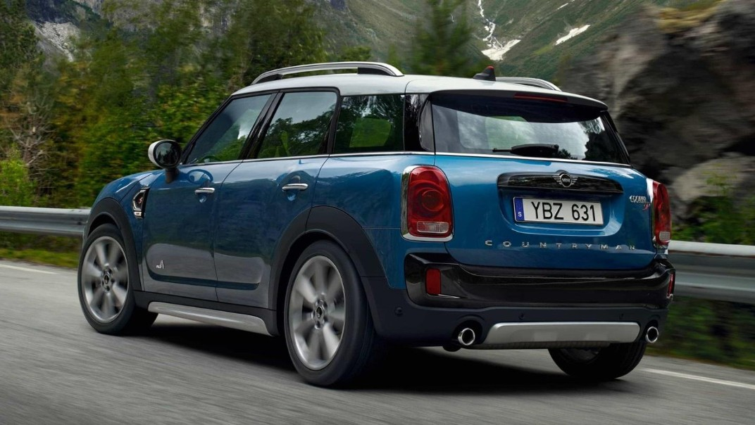 Mini Countryman 2020 Exterior 015