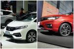 2021 Honda City Hatchback และ Honda Jazz ราคาห่างกัน 5,000 บาทผ่อนเดือนละเท่าไร