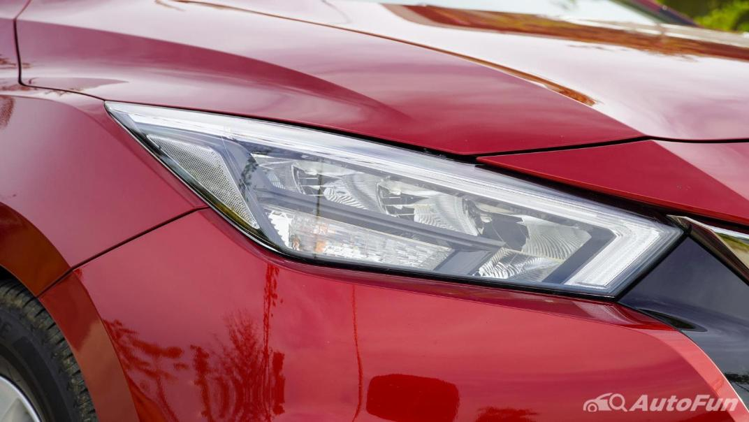 2020 Nissan Almera 1.0 Turbo VL CVT Exterior 015