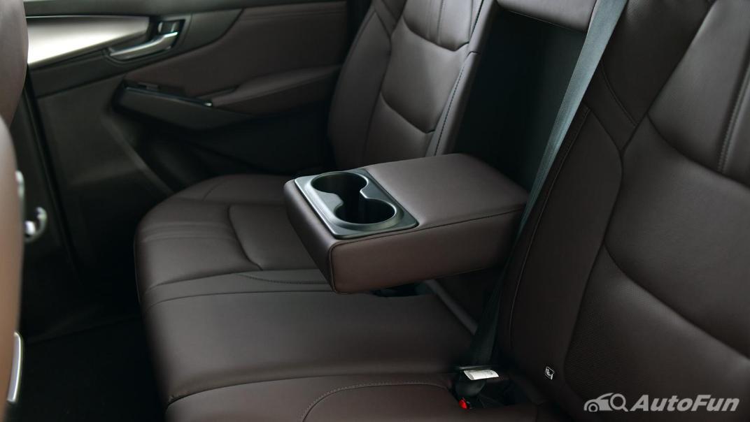 Mazda BT-50 Pro 2021 Interior 063