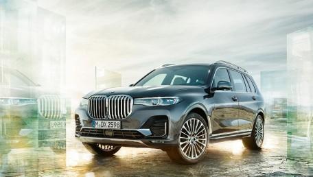2021 BMW X7 3.0 M50d ราคารถ, รีวิว, สเปค, รูปภาพรถในประเทศไทย | AutoFun