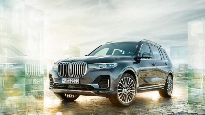 BMW X7 2020 Exterior 001