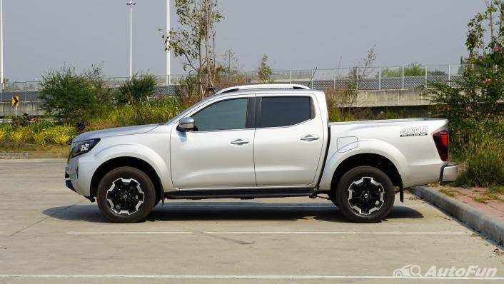 2021 Nissan Navara Double Cab 2.3 4WD VL 7AT Exterior 008