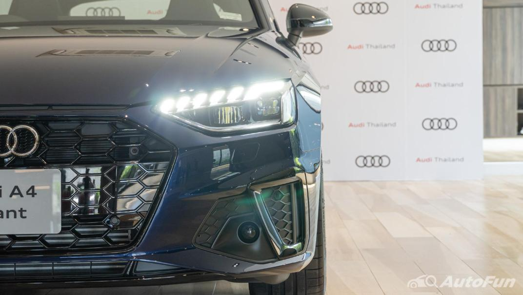 2020 Audi A4 Avant 2.0 45 TFSI Quattro S Line Black Edition Exterior 093