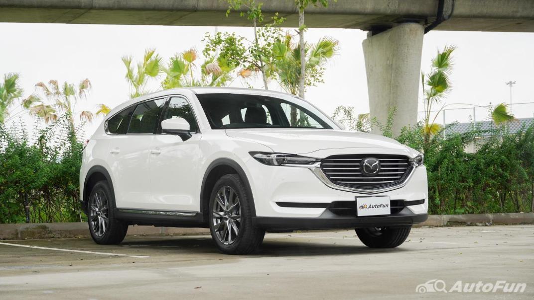 2020 2.5 Mazda CX-8 Skyactiv-G SP Exterior 003