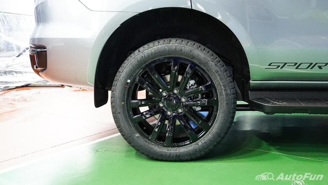 2021 Ford Everest Titanium+ Exterior 018