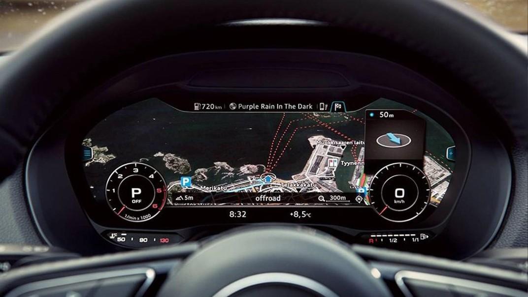 Audi Q2 Public 2020 Interior 006