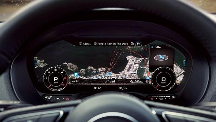 Audi Q2 2020 Interior 006