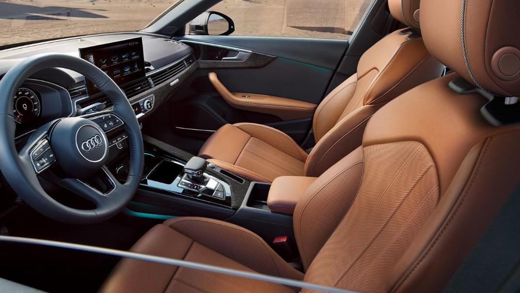Audi A4 Avant 2020 Interior 002