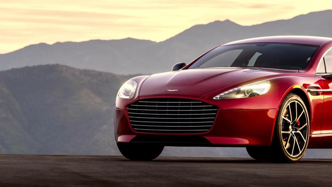 Aston Martin Rapide S 2020 Exterior 004