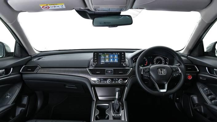 2021 Honda Accord 1.5 Turbo EL Interior 001
