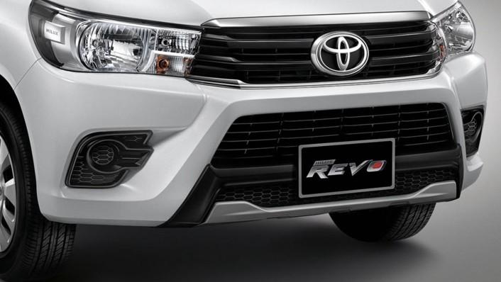 Toyota Hilux Revo Standard Cab 2020 Exterior 003