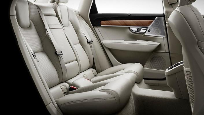 Volvo S90 2020 Interior 002