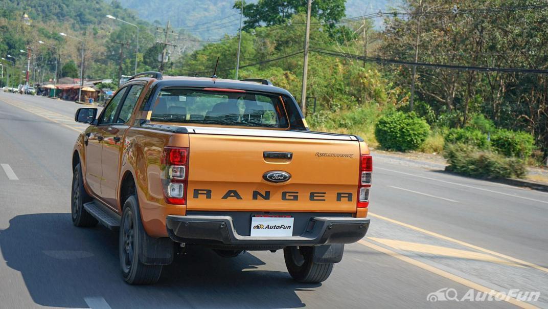 2020 Ford Ranger Double Cab 2.0L Turbo Wildtrak Hi-Rider 10AT Exterior 066