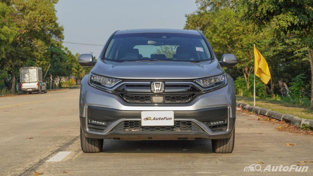 2020 1.6 Honda CR-V DT-EL 4WD Exterior 002