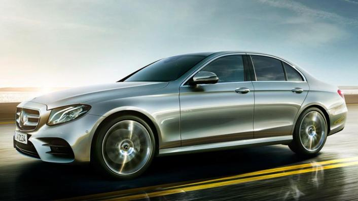 Mercedes-Benz E-Class Saloon 2020 Exterior 009