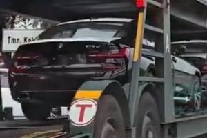 Spyshot BMW 3-Series Long Wheelbase ในมาเลเซีย เสียดายไม่มาไทย หรือเปล่า?