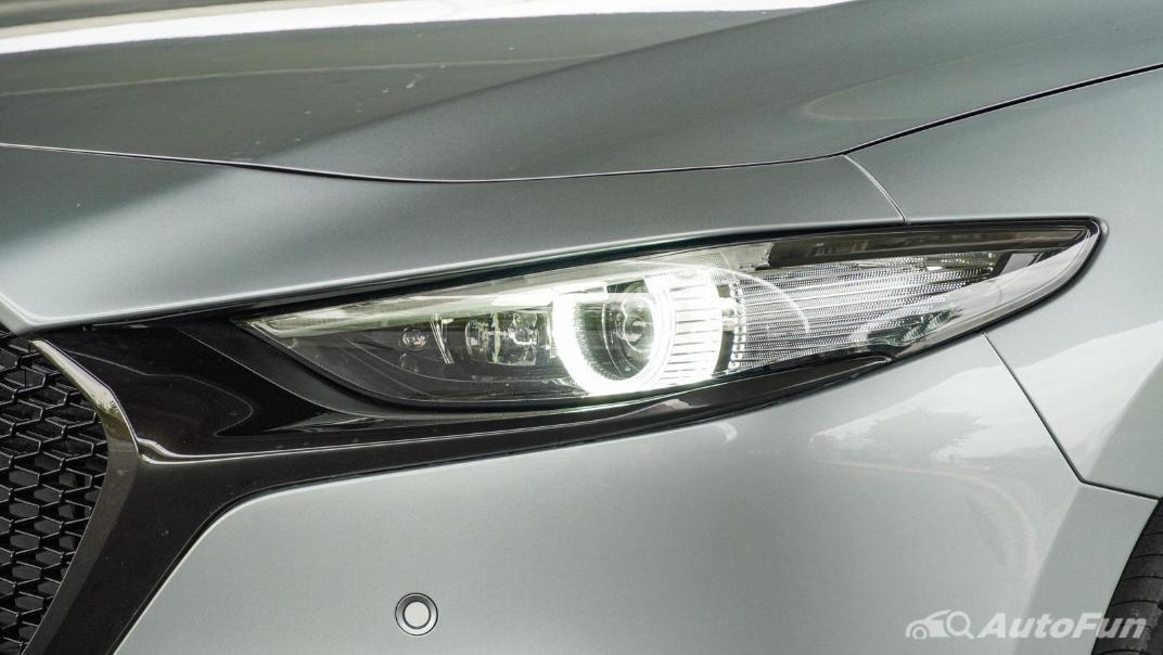 2020 Mazda 3 Fastback 2.0 SP Sports Exterior 016