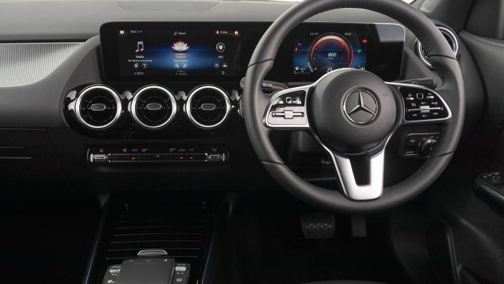 2021 Mercedes-Benz GLA-Class 200 Progressive Interior 010