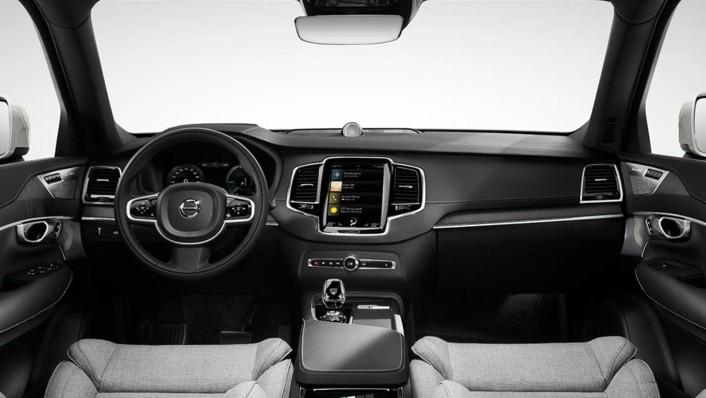Volvo XC 90 2020 Interior 001