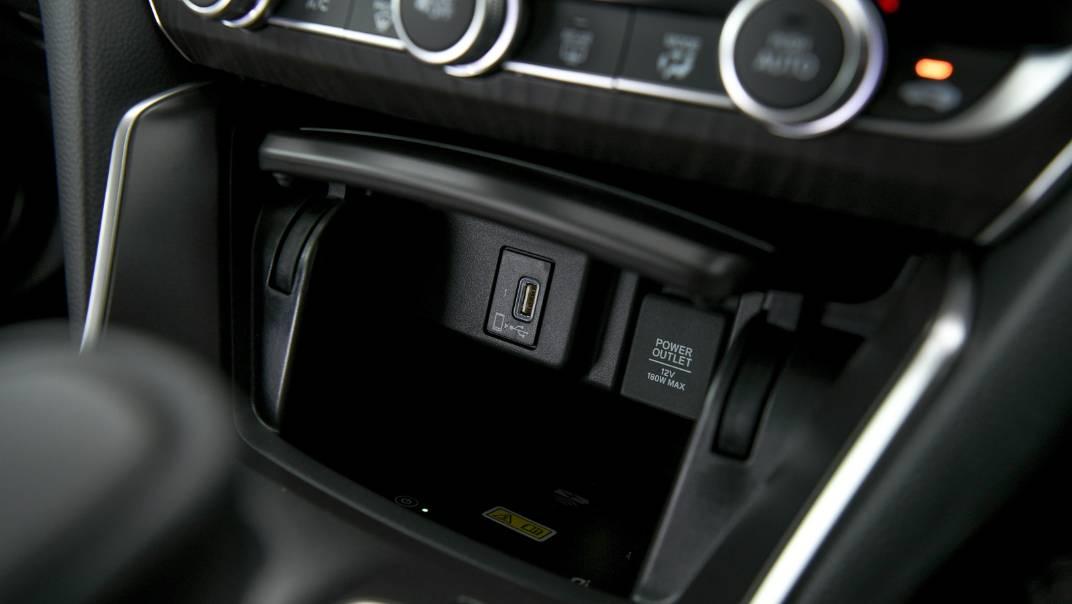 2021 Honda Accord 1.5 Turbo EL Interior 094