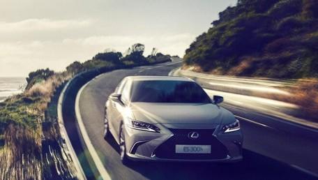 2021 Lexus ES 2.5 300 H ราคารถ, รีวิว, สเปค, รูปภาพรถในประเทศไทย | AutoFun