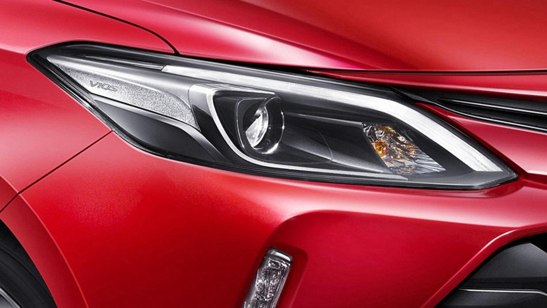 Toyota Vios 2020 Exterior 012