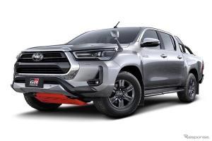Toyota เตรียมปล่อยชุดแต่ง GR เสริมความ off road ให้กับ Hilux ใหม่ในญี่ปุ่น
