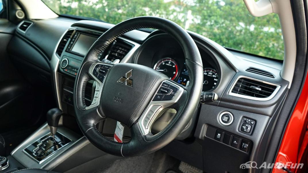 2020 Mitsubishi Triton Double Cab 4WD 2.4 GT Premium 6AT Interior 029