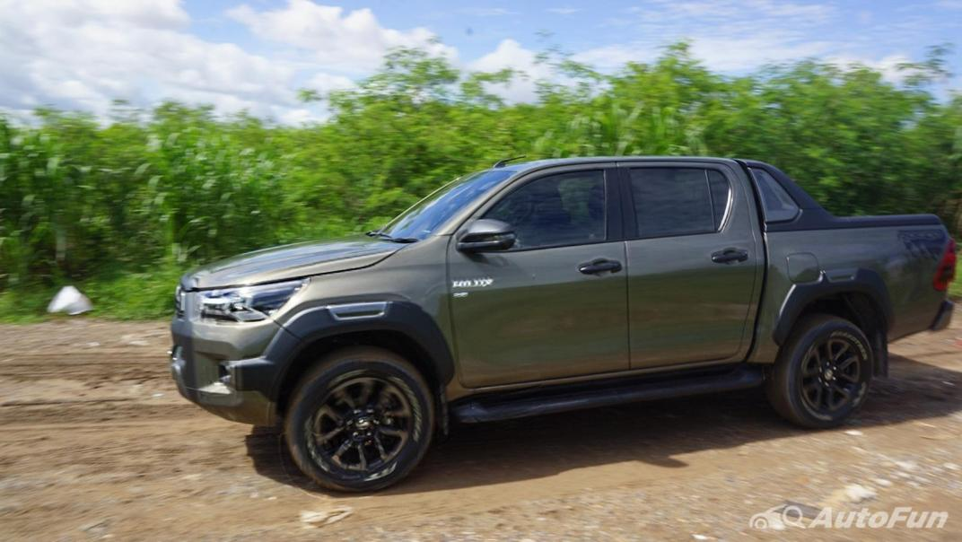 2020 Toyota Hilux Revo Double Cab 4x4 2.8High AT Exterior 020