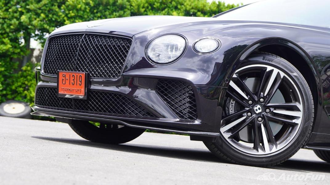 2020 Bentley Continental-GT 4.0 V8 Exterior 014