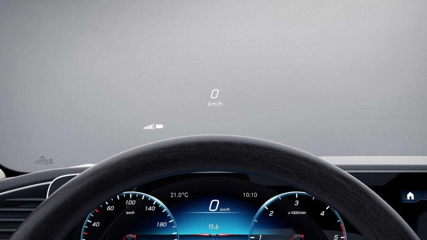 Mercedes-Benz GLS-Class 2020 Interior 016