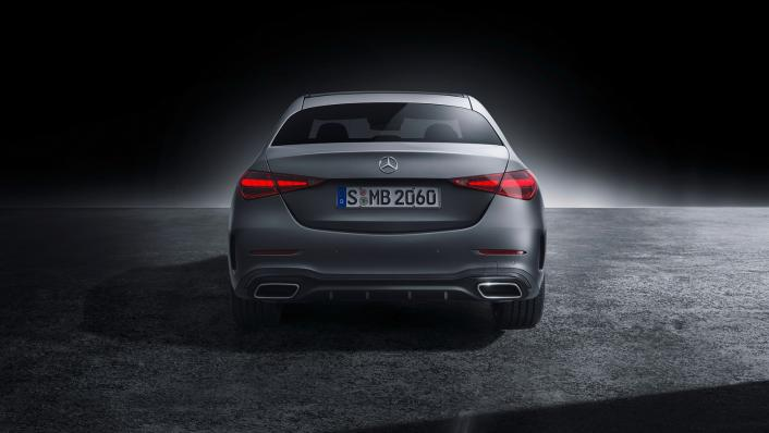 2021 Mercedes-Benz C-Class W206 Upcoming Version Exterior 004