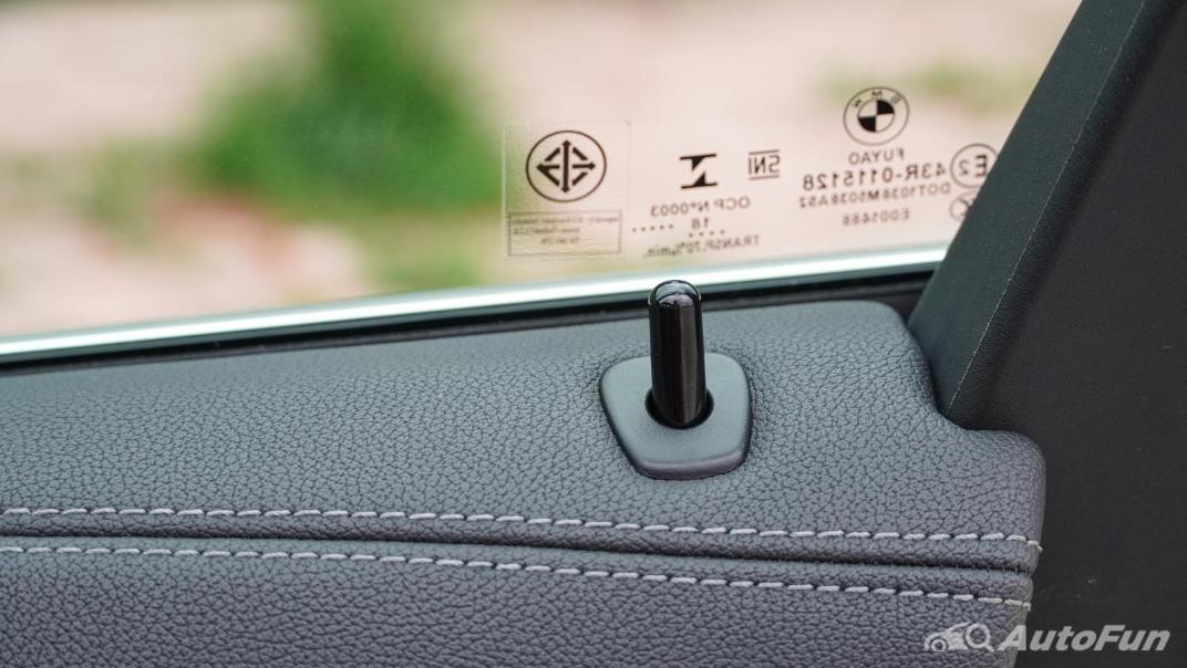 2020 2.0 BMW X3 xDrive20d M Sport Interior 071
