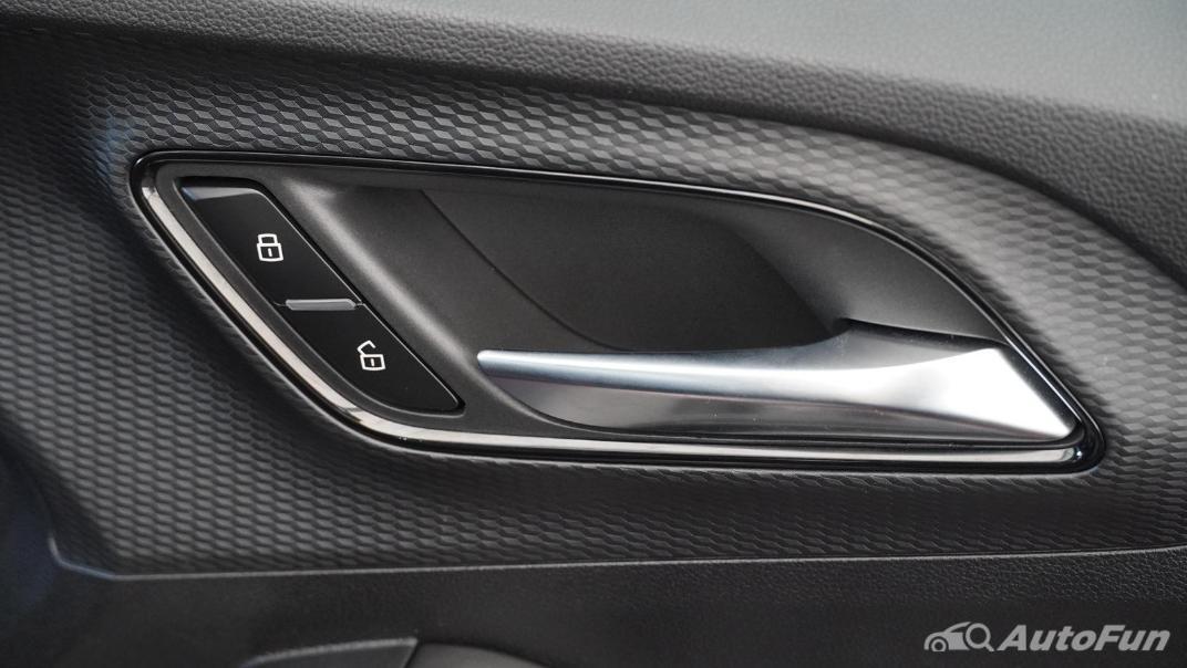 2021 MG 5 Upcoming Version Interior 020