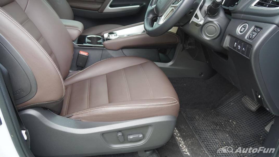 2020 Mitsubishi Pajero Sport 2.4D GT Premium 4WD Elite Edition Interior 037