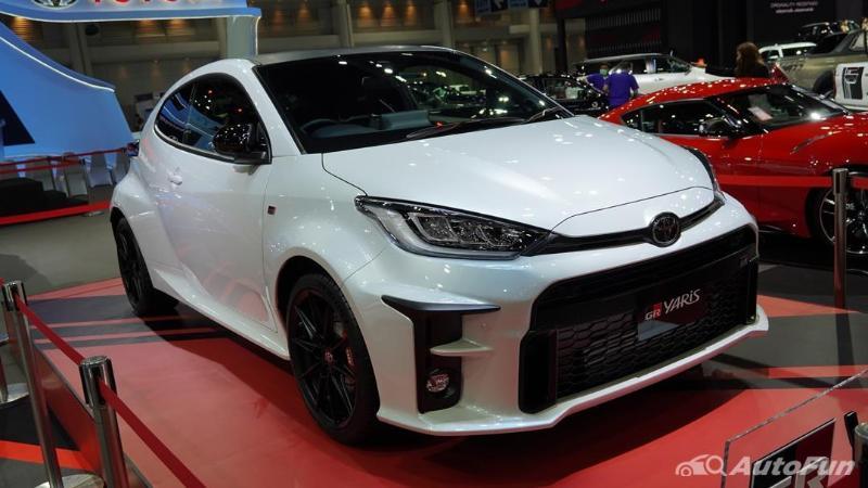 รวมรถทางเลือก 5 รุ่น สำหรับคนที่มีเงิน 2.7 ล้าน แต่ซื้อ Toyota GR Yaris ไม่ได้ 02