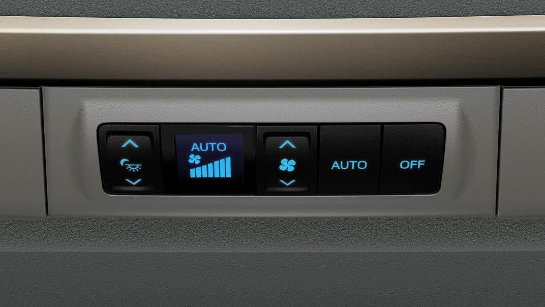 2021 Toyota Innova Crysta Interior 006