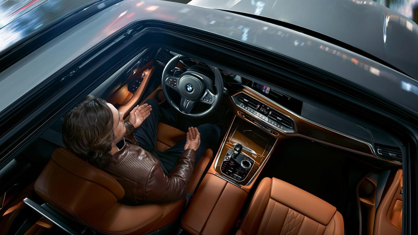 BMW X5 2020 Interior 002