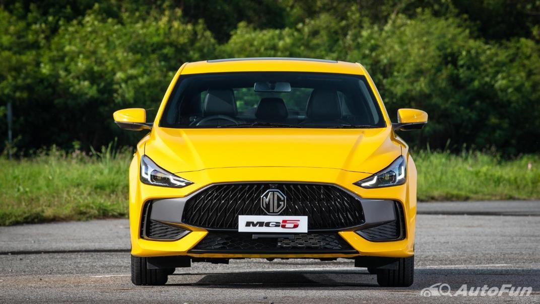 2021 MG 5 Upcoming Version Exterior 021