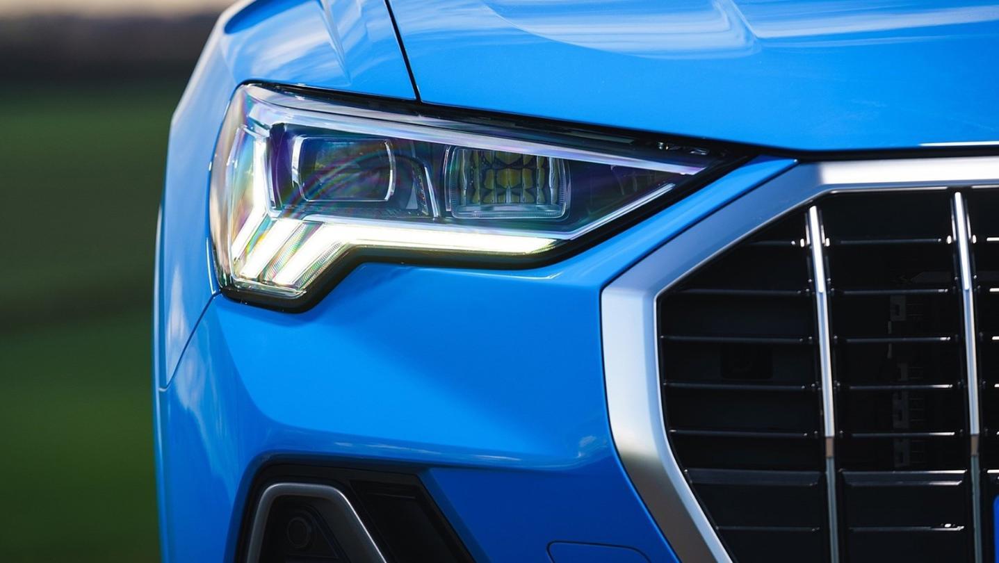 Audi Q3 2020 Exterior 003