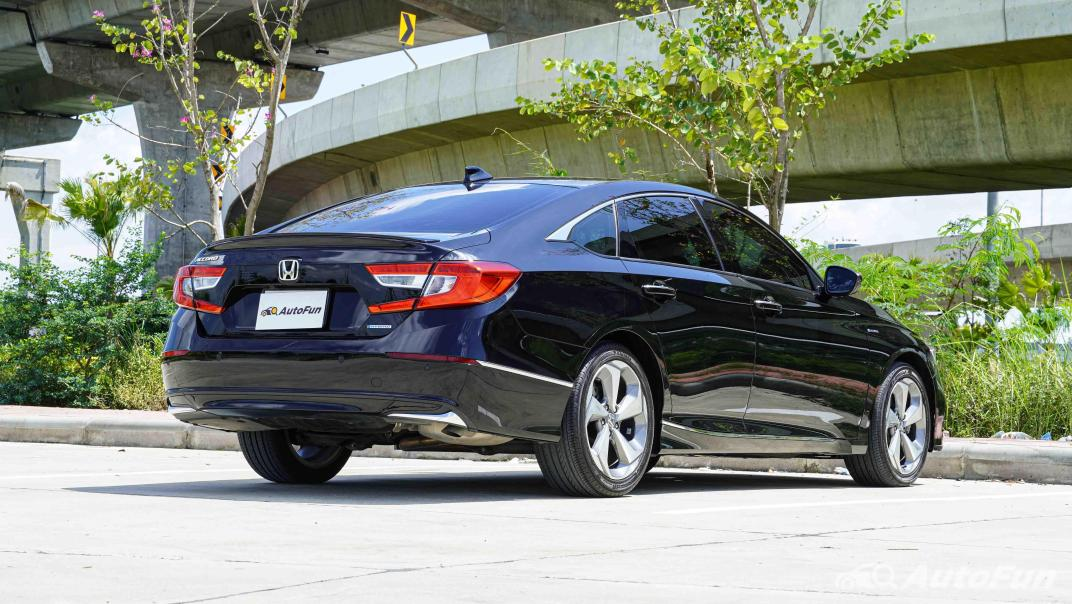 2020 Honda Accord Hybrid Tech Exterior 005
