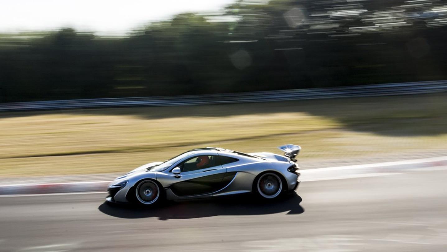 McLaren P1 2020 Exterior 006