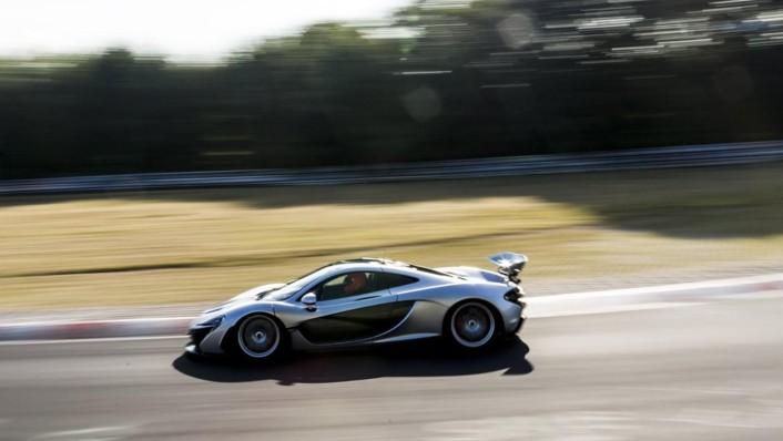 McLaren P1 Public 2020 Exterior 006
