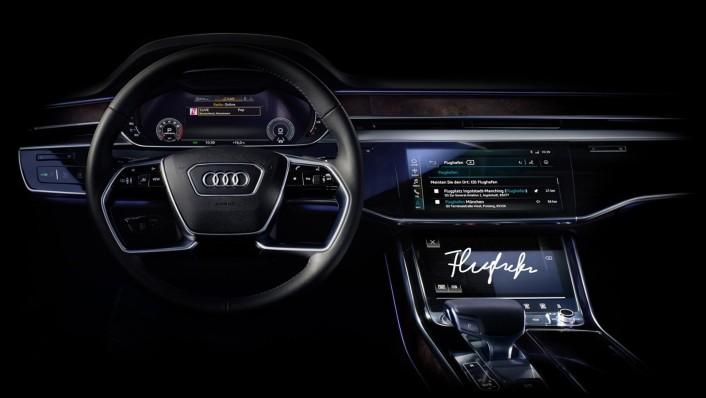 Audi A8 L 2020 Interior 004