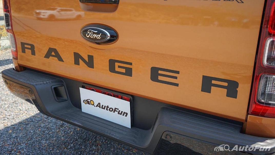 2020 Ford Ranger Double Cab 2.0L Turbo Wildtrak Hi-Rider 10AT Exterior 021
