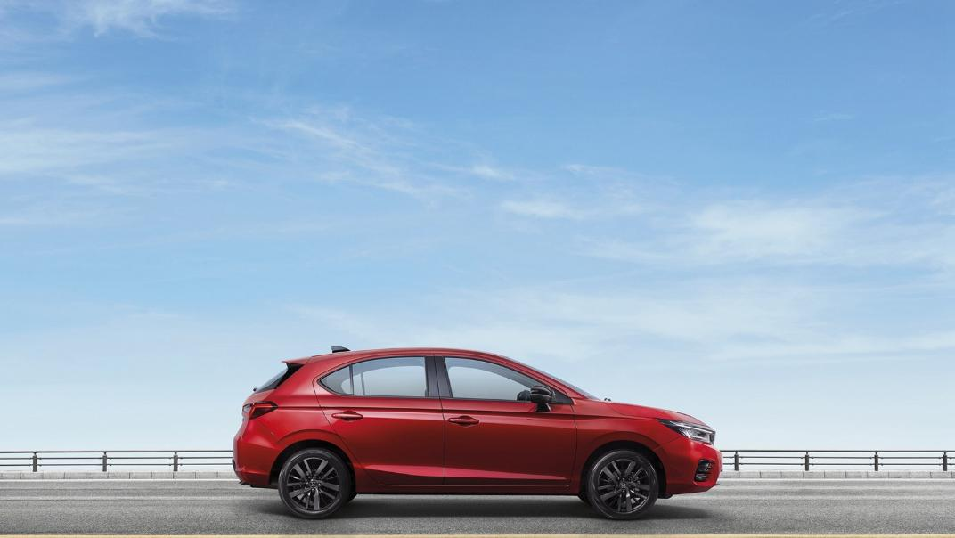 2021 Honda City Hatchback 1.0 Turbo RS Exterior 089